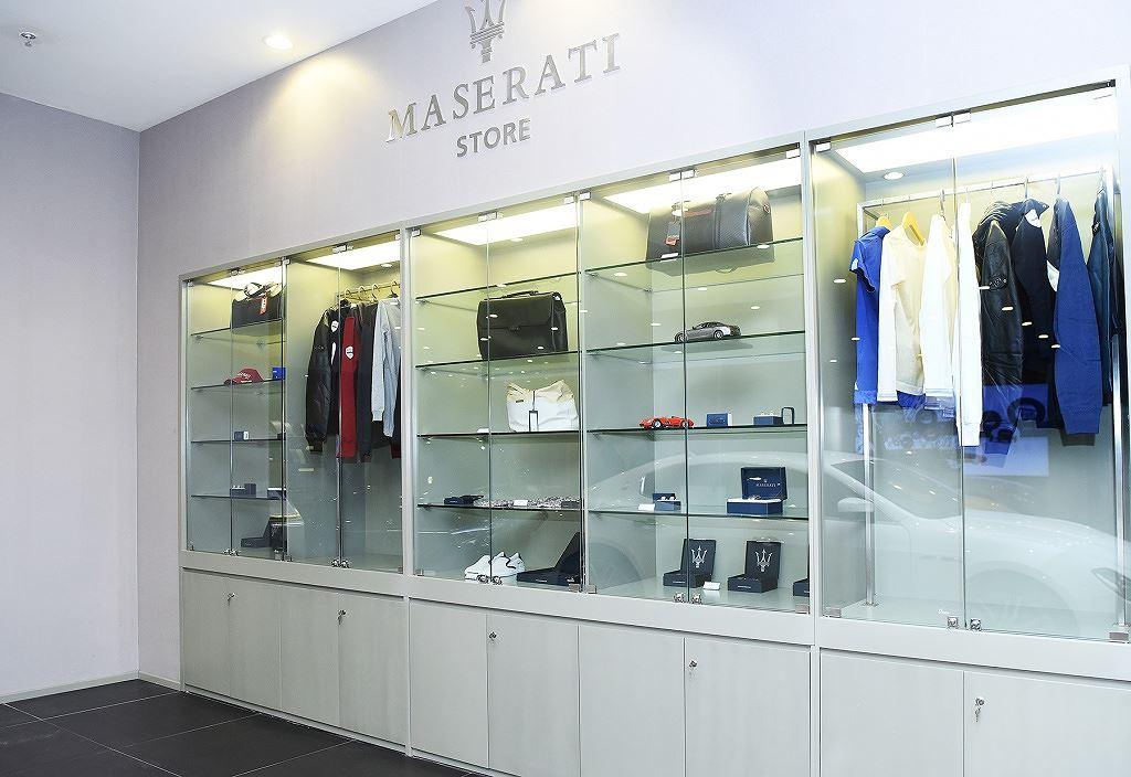 Sau Porsche, Maserati mở khu trưng bày xe tại Vincom Metropolis Hà Nội - Hình 11
