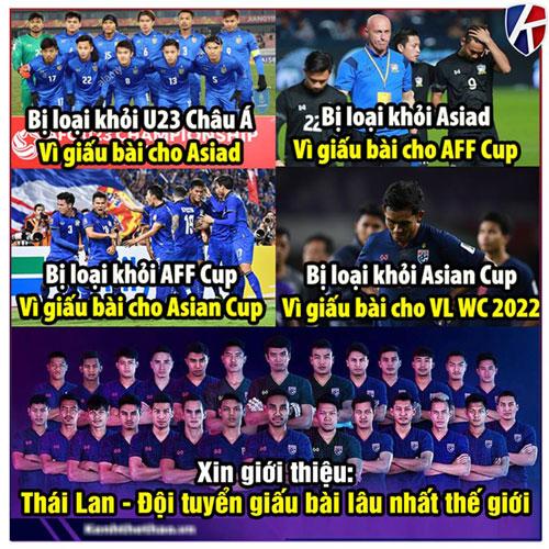 Ảnh chế: Việt Nam phải gánh cả Đông Nam Á tại Asian Cup - Hình 10