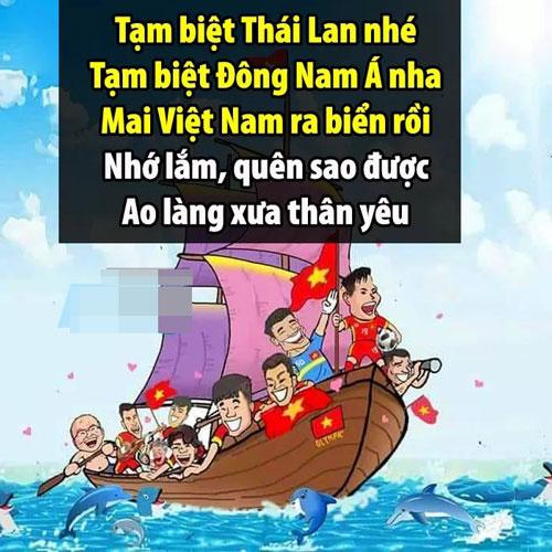 Ảnh chế: Việt Nam phải gánh cả Đông Nam Á tại Asian Cup - Hình 7