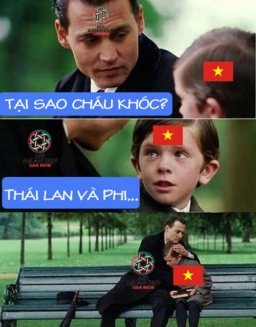 Ảnh chế: Việt Nam phải gánh cả Đông Nam Á tại Asian Cup - Hình 14