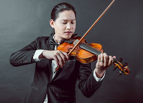 Chuyện lạ: Sau ca mổ chơi được violon - Hài hước