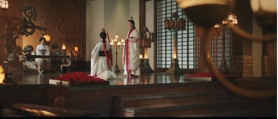 'Hạo Lan truyện': Ninh Tịnh từng là Triệu Cơ, sau bao nhiêu năm lại trở thành Vương hậu Triệu quốc, chỉ đẹp lên chứ không thấy già đi - Hình 21