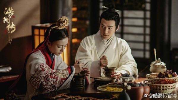 'Hạo Lan truyện': Ninh Tịnh từng là Triệu Cơ, sau bao nhiêu năm lại trở thành Vương hậu Triệu quốc, chỉ đẹp lên chứ không thấy già đi - Hình 14