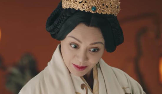 'Hạo Lan truyện': Ninh Tịnh từng là Triệu Cơ, sau bao nhiêu năm lại trở thành Vương hậu Triệu quốc, chỉ đẹp lên chứ không thấy già đi - Hình 26