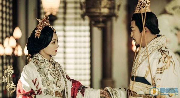 'Hạo Lan truyện': Ninh Tịnh từng là Triệu Cơ, sau bao nhiêu năm lại trở thành Vương hậu Triệu quốc, chỉ đẹp lên chứ không thấy già đi - Hình 17