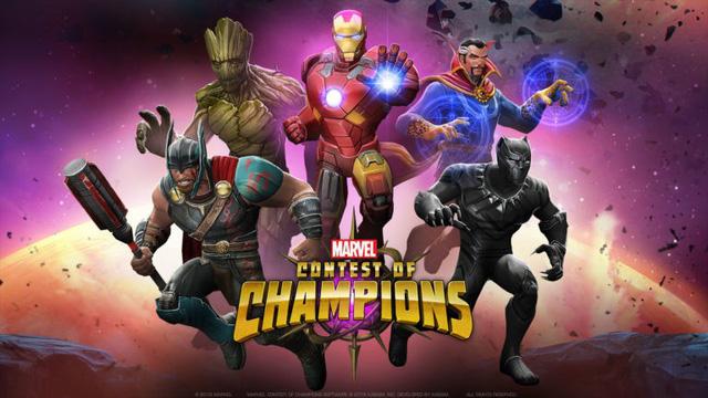 Loạt game miễn phí cực phẩm từ Marvel mới cập nhật bộ tứ siêu đẳng - Hình 2