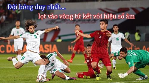 8 kỷ lục độc nhất vô nhị của Việt Nam tại vòng tứ kết - Hài hước