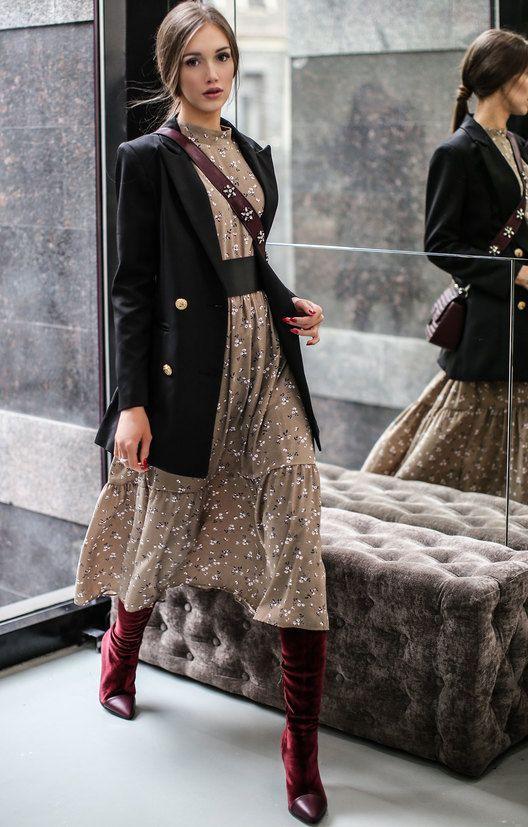 Cách chọn trang phục dự tiệc mùa đông 2019 - Hình 2