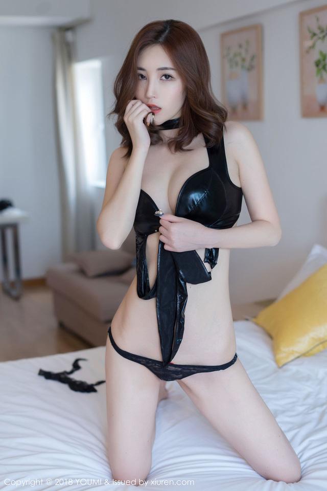 Tan chảy trước vẻ đẹp gợi cảm của cô nàng hot girl Sun Meng Yao - Hình 11
