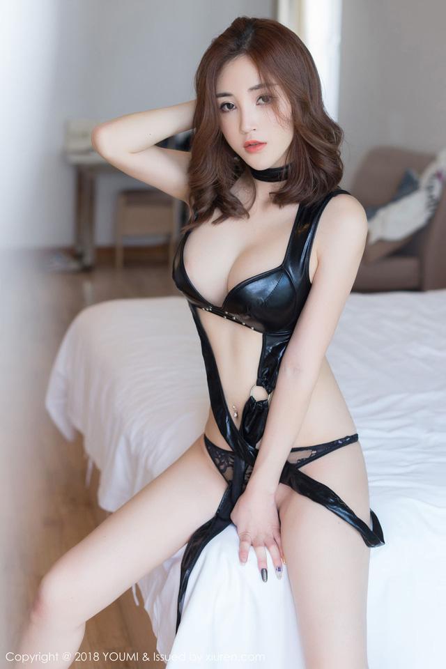 Tan chảy trước vẻ đẹp gợi cảm của cô nàng hot girl Sun Meng Yao - Hình 14