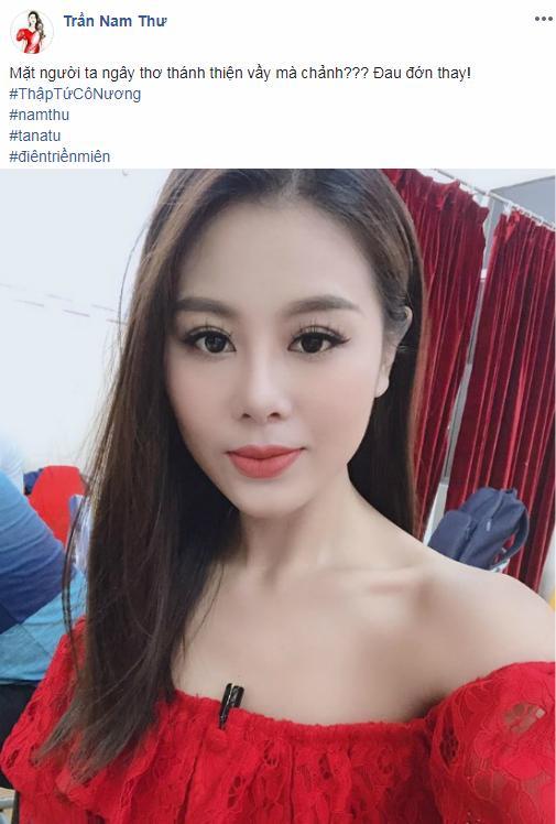 Bị chê chảnh chọe, Nam Thư đăng đàn nhờ fan tư vấn cách đáp trả - Hình 9