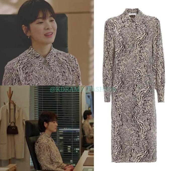 Song Hye Kyo diện toàn đồ đẳng cấp trong 2 tập cuối Encounter - Hình 4