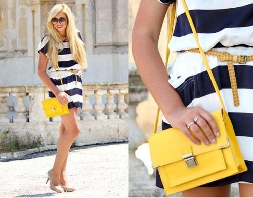 Chọn túi xách tôn từng dáng người phù hợp và thời trang - Hình 10