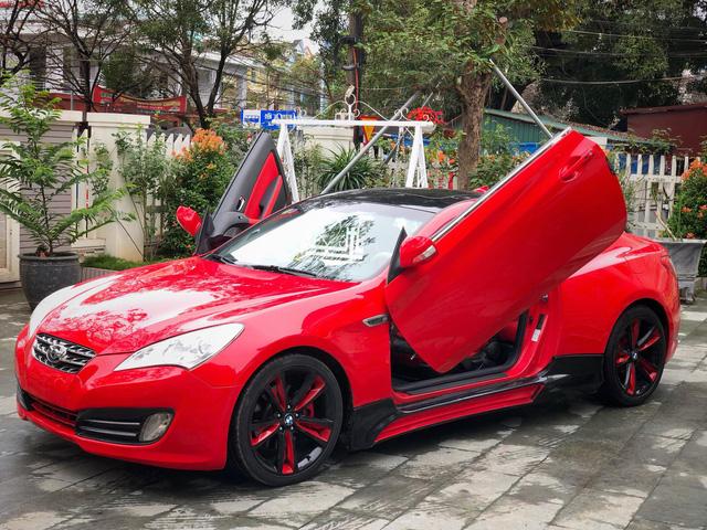 Độ cửa như siêu xe Lamborghini, mẫu xe này vẫn chỉ rẻ như Hyundai Grand i10 - Hình 5