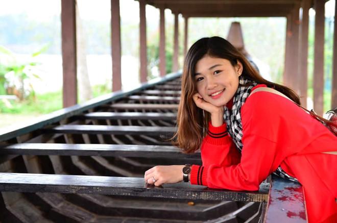 Nhan sắc vận động viên đua thuyền 9X dự thi Hoa hậu Bản sắc Việt 2019 - Hình 10