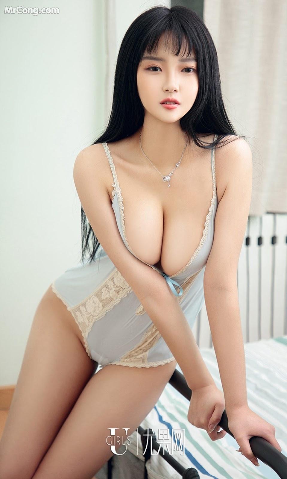 Đứng hình trước nhan sắc xinh đẹp ngây thơ nhưng lại vô cùng gợi cảm với nàng mẫu Tao Zi - Hình 5
