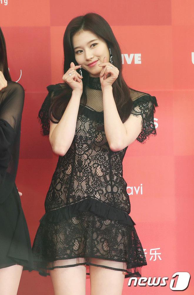 Thảm đỏ Grammy Hàn Quốc: Jennie lột xác nhưng suýt vồ ếch, mỹ nhân Black Pink lấn át cả Park Min Young và dàn idol - Hình 18