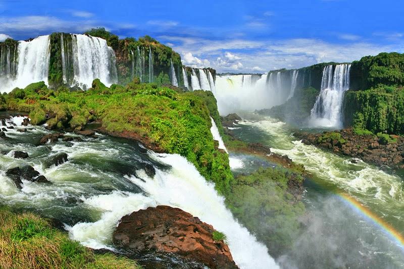 Khám phá 7 thác nước đẹp kỳ vĩ trên thế giới - Du lịch