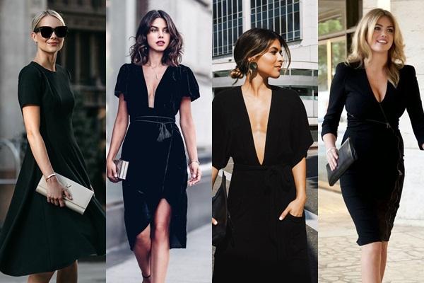 Black Outfit: Trang phục màu đen chưa bao giờ lỗi mốt - Thời trang ... marry