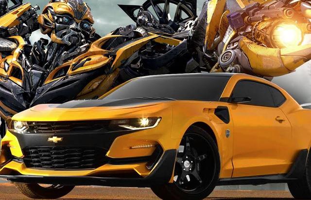 Đại gia tranh nhau mua 4 chiếc Chevrolet Camaro đã biến hình trong Transformers - Hình 7