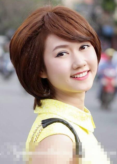 Nhà tạo mẫu nổi tiếng gợi ý 5 kiểu tóc ngắn phù hợp nhất với khuôn mặt tròn, cứ cắt là trẻ trung, xinh đẹp ngay - Thời trang