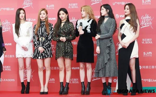Thảm đỏ Grammy Hàn Quốc ngày 1: Jennie, Jihyo và Yuju suýt vồ ếch, Sana hở bạo với váy xuyên thấu - Hình 15