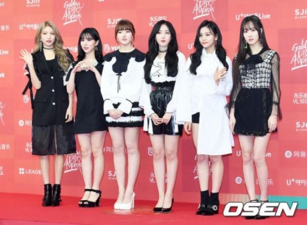 Thảm đỏ Grammy Hàn Quốc ngày 1: Jennie, Jihyo và Yuju suýt vồ ếch, Sana hở bạo với váy xuyên thấu - Hình 12
