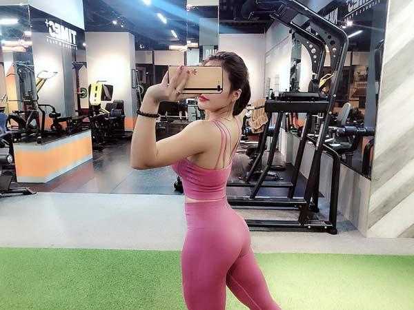 Cô gái Hà Tĩnh lột xác từ nàng béo thành hot girl kem xôi có 3 vòng đồ sộ - Hình 10