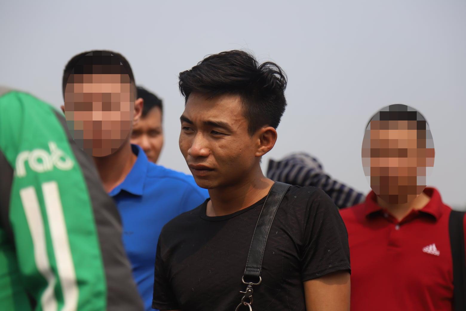 Bất ngờ về sự bàn bạc của 2 nghi phạm hạ sát tài xế Grab ở Hà Nội - Hình 1
