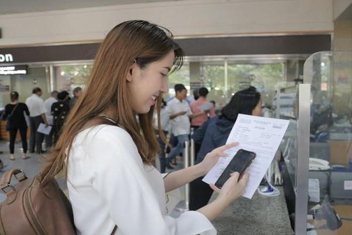 35% bệnh nhân không dùng tiền mặt để thanh toán tại BV Y Dược TP.HCM - Hình 1