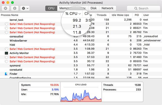 5 điều này khiến Macbook bạn trở nên chậm chạp, giảm hiệu năng - Hình 3