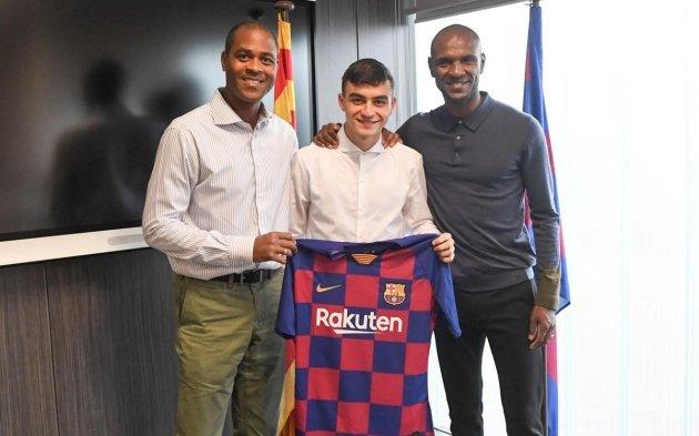 Barca đánh bại 3 đại gia NHA, giành lấy Xavi mới về Camp Nou - Hình 1