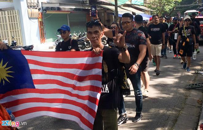 CĐV Malaysia hy vọng đội nhà gây bất ngờ ở Mỹ Đình - Hình 2