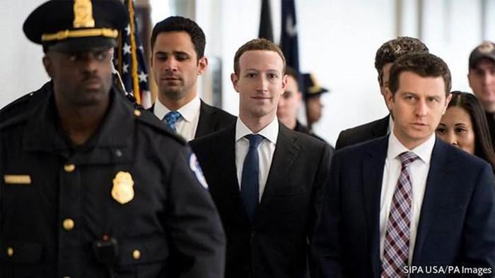 CEO Facebook sắp điều trần trước Quốc hội Mỹ về tiền điện tử Libra - Hình 1