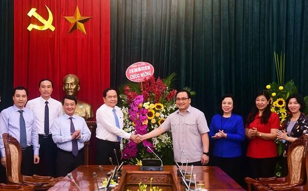 Chủ tịch Uỷ ban Trung ương MTTQ Việt Nam: Hà Nội luôn xứng đáng là Thủ đô Anh hùng - Hình 1