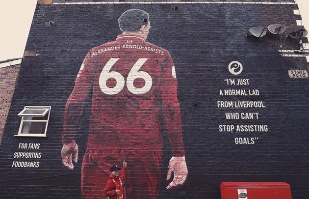 Đây! Thống kê chứng tỏ Alexander-Arnold là De Bruyne của Liverpool - Hình 1