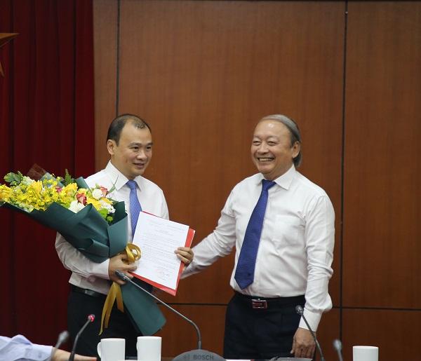 Đồng chí Lê Hải Bình giữ chức Vụ trưởng Vụ Thông tin Đối ngoại, Ban Tuyên giáo TƯ - Hình 1