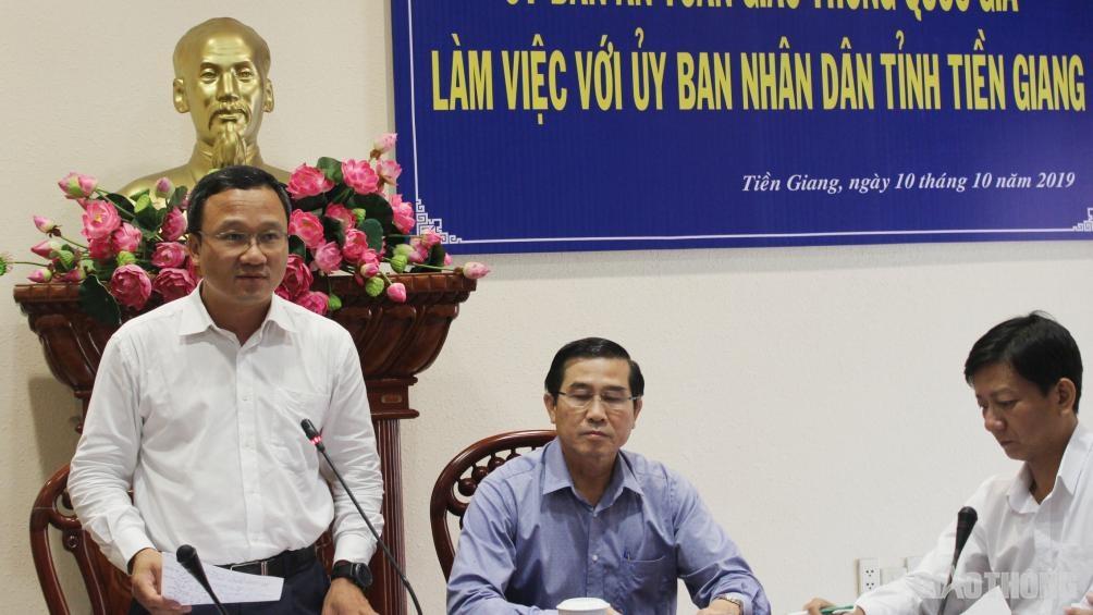 Giao thông các tuyến quốc lộ qua Tiền Giang còn nhiều bất cập - Hình 1