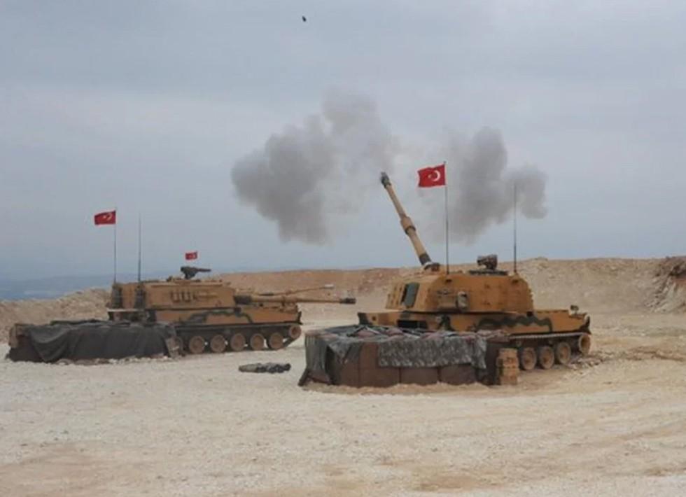Infographic : Siêu pháo tự hành xuất xứ Châu Á Thổ Nhĩ Kỳ đang dùng tại Syria - Hình 1