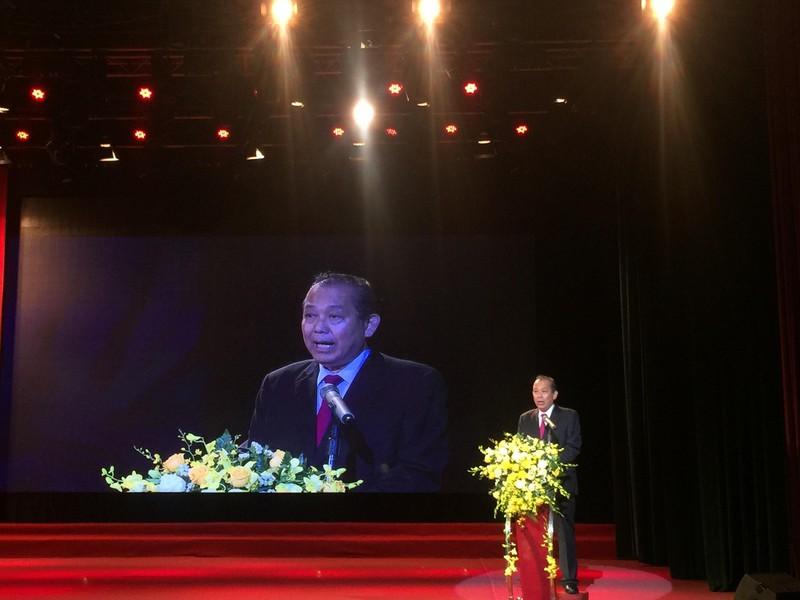 Liên đoàn Luật sư Việt Nam: 10 năm một chặng đường - Hình 1