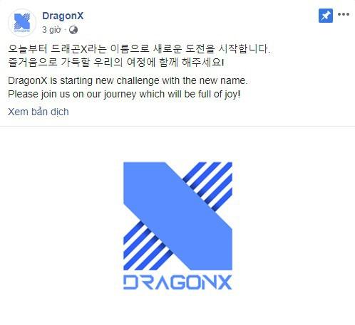 LMHT: Cựu vương Hàn Quốc KingZone DragonX chính thức đổi tên - Hình 1