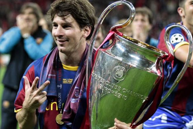 Messi: Chẳng đáng thất vọng nếu không giành Quả bóng Vàng - Hình 1