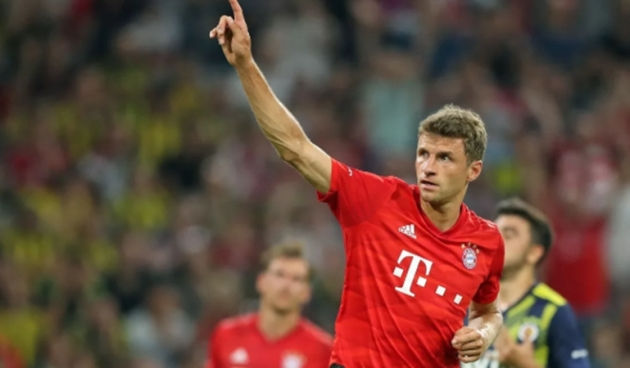 Muller bất mãn, đàn em liền đứng ra nói lời phải trái - Hình 2