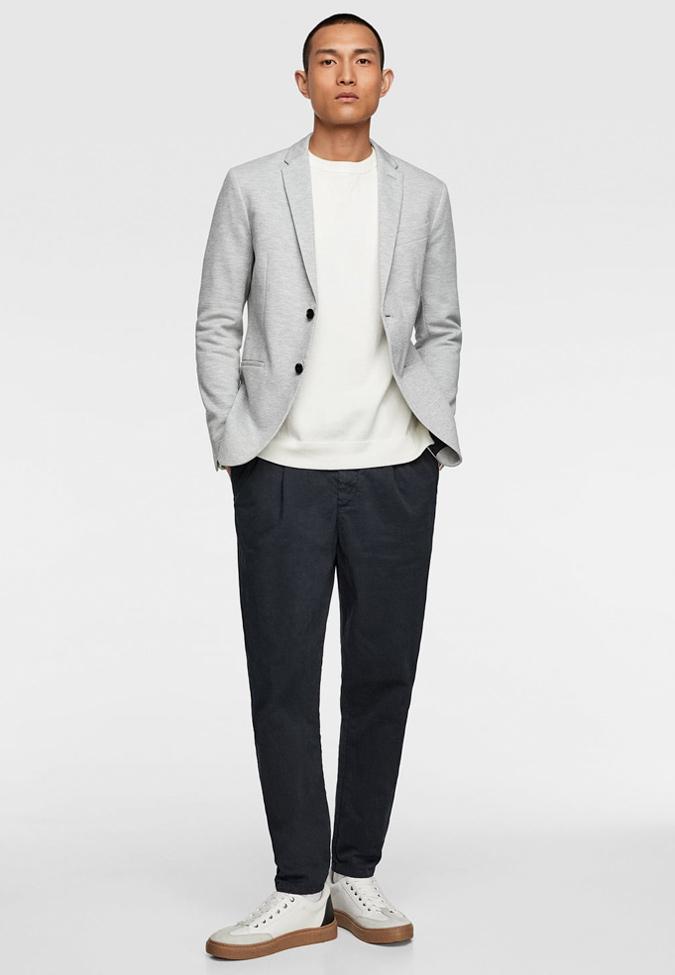 Nâng tầm phong cách với 3 gợi ý phối áo khoác blazer - Hình 1