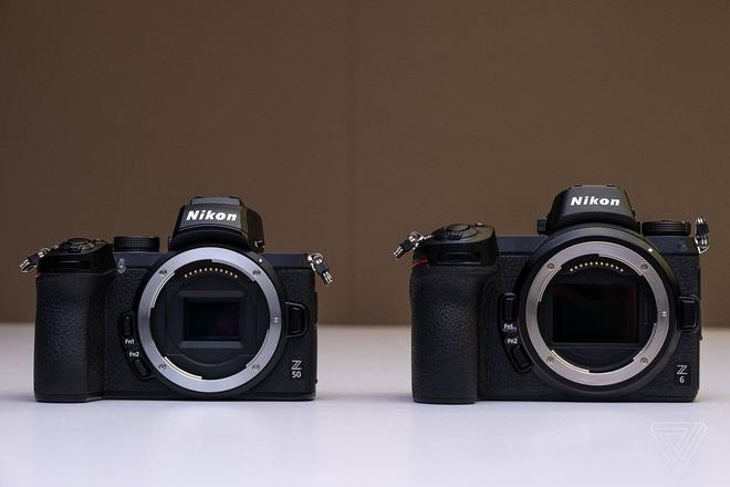 Nikon ra mắt Z50: Máy ảnh mirrorless nhỏ gọn, cảm biến APS-C, giá dưới 1.000 USD - Hình 1