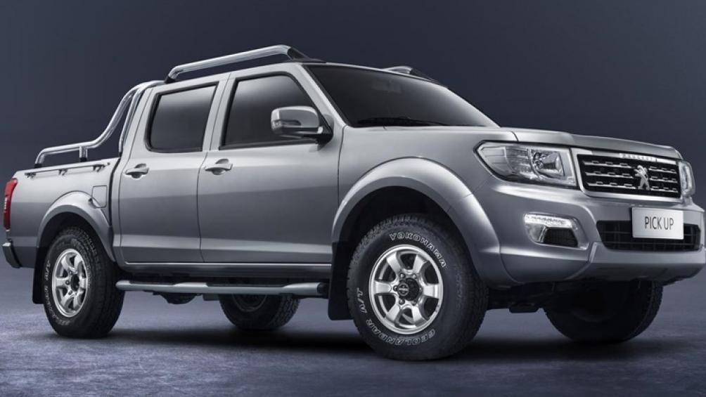Peugeot sắp ra xe bán tải mới, sử dụng khung gầm của Toyota Hilux? - Hình 2