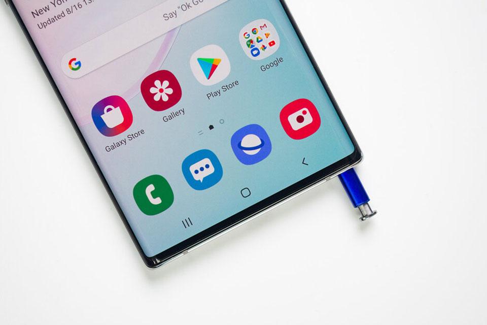 Phiên bản giá rẻ của Galaxy Note 10 sắp được ra mắt - Hình 2
