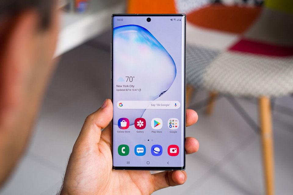 Phiên bản giá rẻ của Galaxy Note 10 sắp được ra mắt - Hình 1