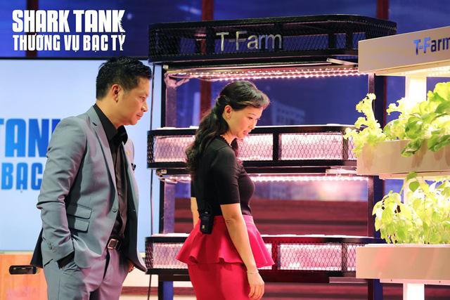 Shark Tank Việt Nam: Chàng trai sáng chế máy trồng rau trong nhà... ngậm ngùi ra về vì đòi giáo dục khách hàng - Hình 2