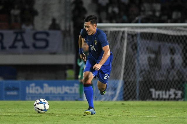 Thái Lan tìm thấy ngôi sao thay thế Chanathip trước trận gặp UAE - Hình 1